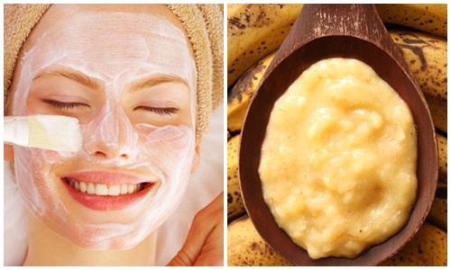 Hình ảnh: Mặt nạ chuối dưỡng ẩm hiệu quả cho làn da khô (Internet)