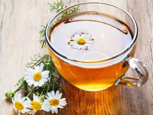 Nước trà Hoàn Ngọc vàng nhẹ và thơm dịu