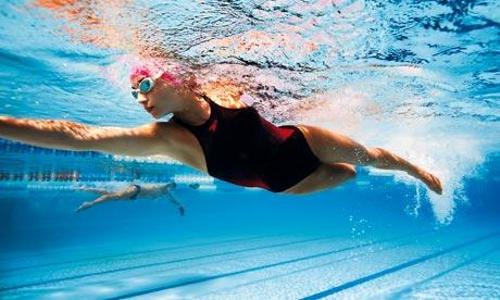 Hình ảnh: Bơi lội - môn thể thao hàng đầu giúp giảm cân