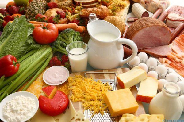 Dinh dưỡng cho người viêm cầu thận