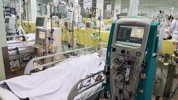 Sau hai ngày cấp cứu trong bệnh viện, anh M đã tử vong vì tình trạng ngộ độc quá nặng (nguồn: internet)