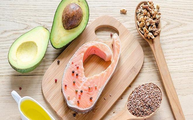 Người viêm cầu thận nên ăn các thực phẩm chứa chất béo không no (Nguồn: Internet)