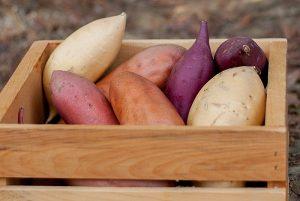 Người viêm cầu thận nên ăn các thực phẩm giàu tinh bột (Nguồn: Internet)