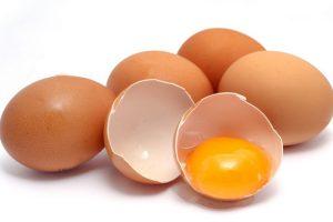 Trứng là một trong những thực phẩm dùng để giảm cân