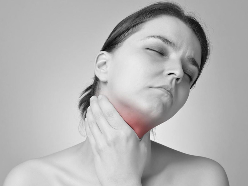 Hình ảnh: Dấu hiệu viêm tuyến giáp rất dễ gây nhầm lẫn (Internet)