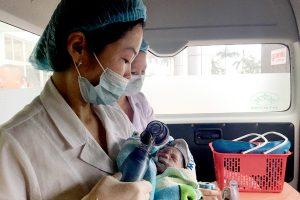 Sản phụ mắc ung thư vú giai đoạn cuối phải mổ ngồi để sinh con