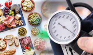 Điều trị tăng huyết áp cũng phụ thuộc một phần rất lớn vào chế độ dinh dưỡng