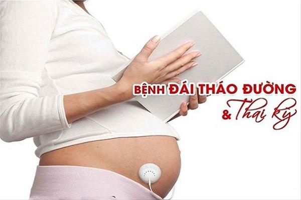 bị đái tháo đường khi mang thai