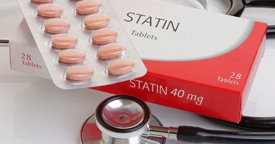 nhóm thuốc statin để giảm nguy cơ xơ vữa động mạch