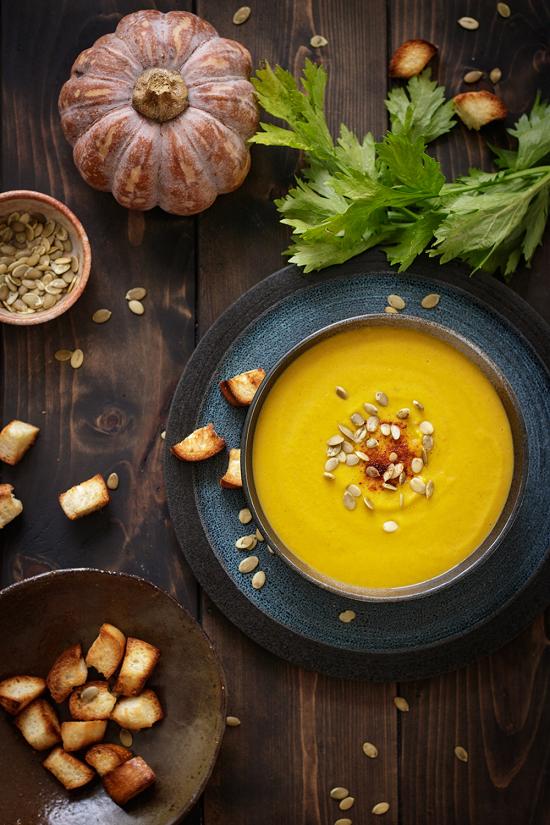 Có rất nhiều cách chế biến bí đỏ thành món ăn hoặc thức uống