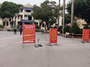 Bệnh viện dã chiến Chí Linh sẵn sàng chống dịch COVID-19