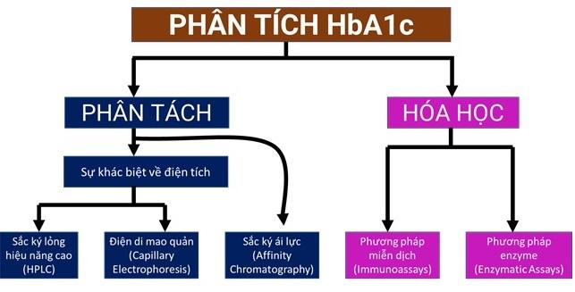 Các phương pháp phân tích HbA1c