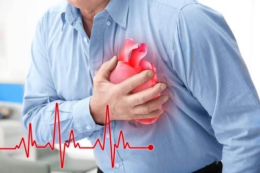 Tất cả các tổn thương tại tim đều có thể dẫn đến tim đập nhanh khó thở hồi hộp