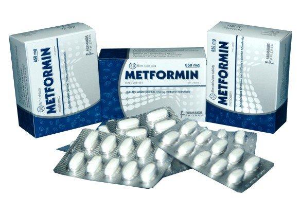 Metformin là thuốc uống đầu tay trong điều trị tiểu đường type 2