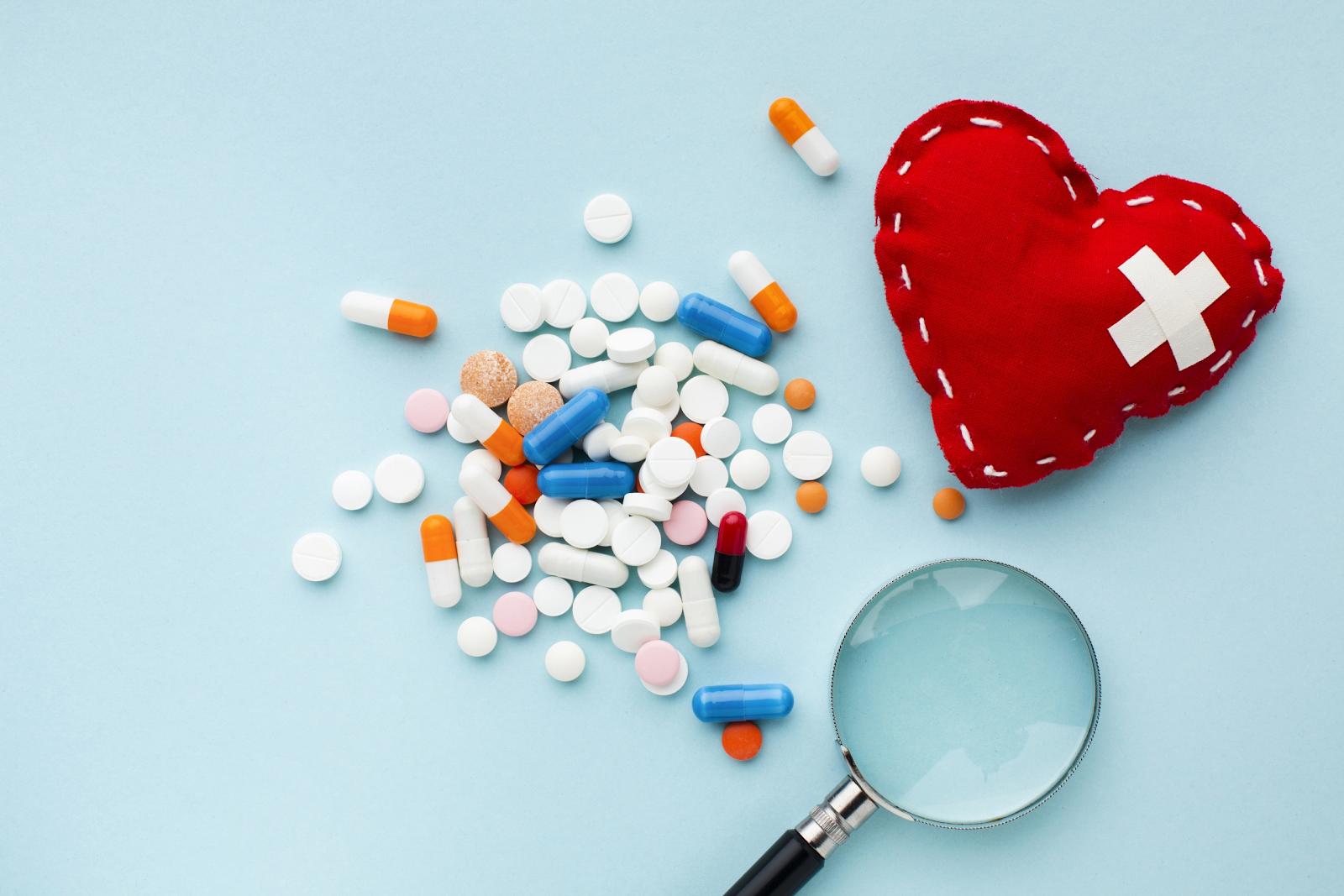 Sử dụng thuốc là phương pháp điều trị ngoại tâm thu thất đầu tay của bác sĩ Tây y