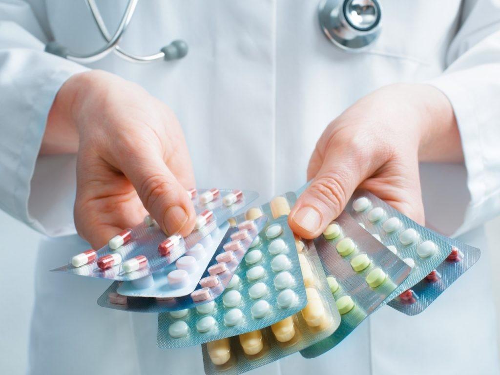 Có nhiều loại thuốc Tây giúp tan sỏi mật dạng cholesterol