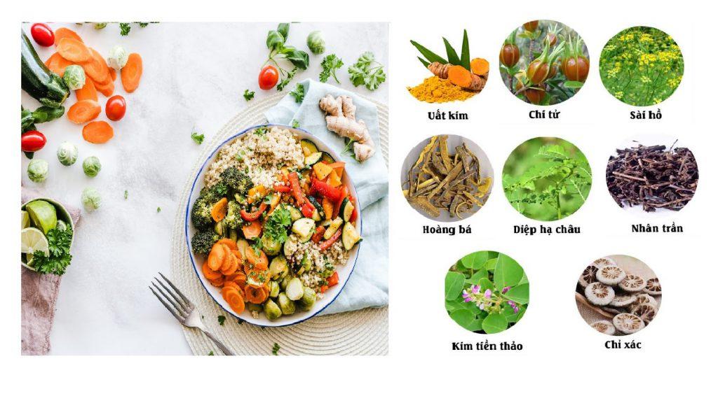 Nhiều người lựa chọn điều chỉnh chế độ ăn và bổ sung thảo dược hỗ trợ điều trị sỏi mật