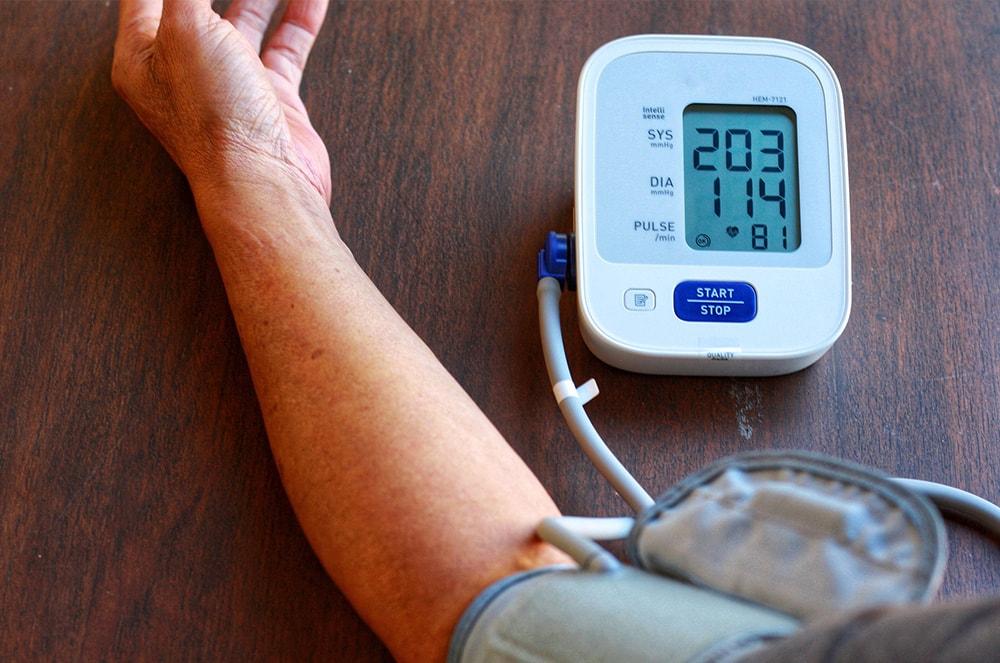 Huyết áp càng cao, nguy cơ suy tim càng lớn