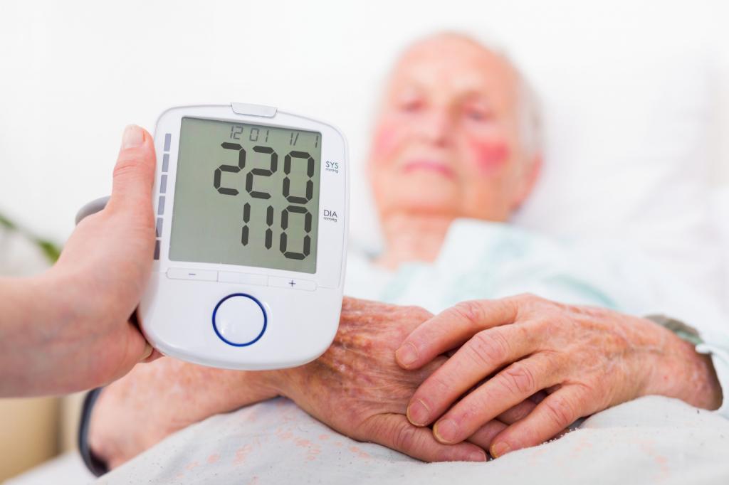 Cao huyết áp nguy hiểm vì gây nhiều biến chứng nhưng lại diễn biến âm thầm