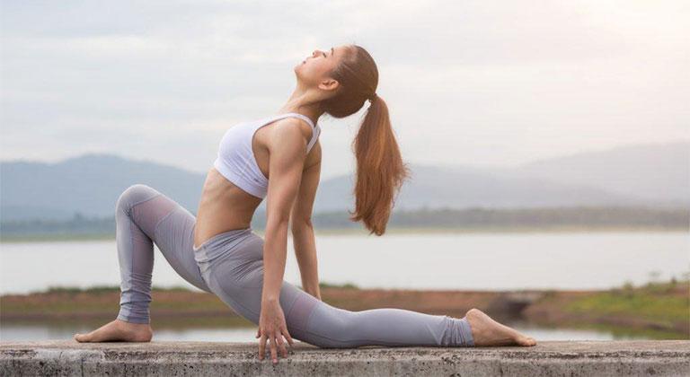 Các bài tập yoga chữa gai cột sống