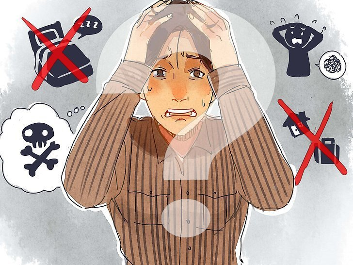 Hậu quả của rối loạn âu lo
