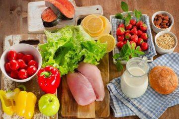 Dinh dưỡng cho người bướu cổ