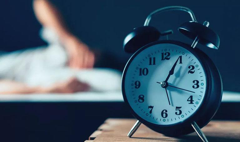 Tình trạng mất ngủ kéo dài khiến sức khỏe giảm sút
