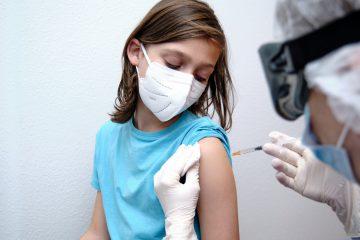 Tiêm chủng vaccine covid ở trẻ em