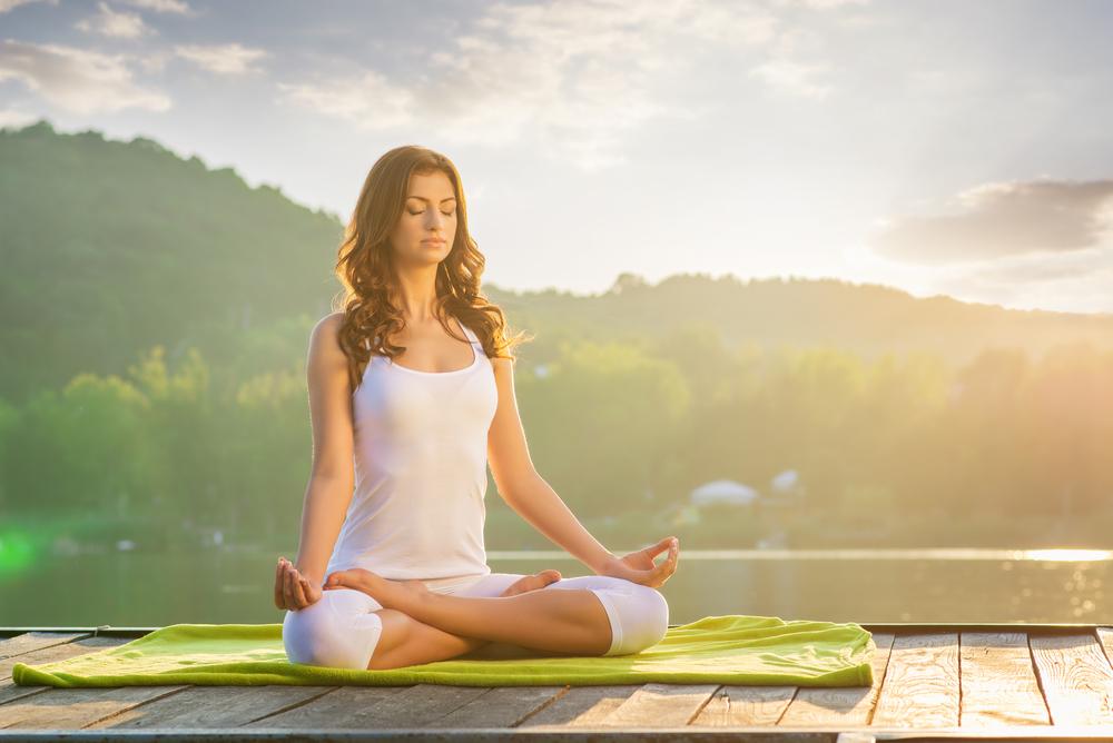 Thiền định giúp điều trị bệnh trầm cảm