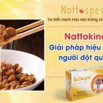 Nattokinase là thành phần chính của sản phẩm thiên nhiên Nattospes