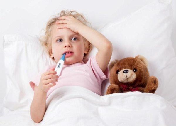Một số trường hợp sốt cao ở trẻ cần lưu ý